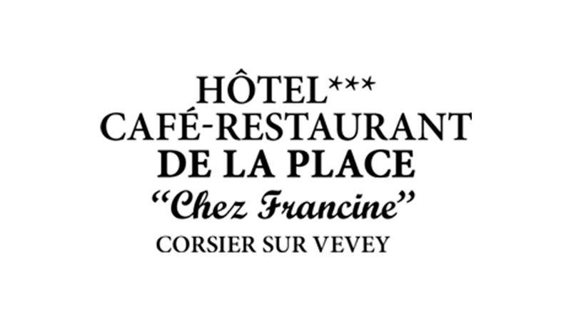 """Hôtel de la Place """"Chez Francine"""""""