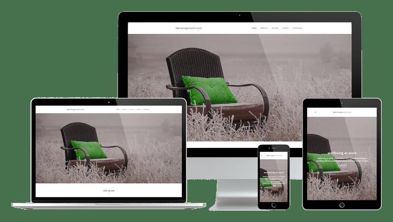 Présentation design responsive - bemanagement